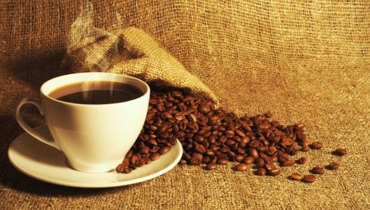chashka coffee na meshkovine