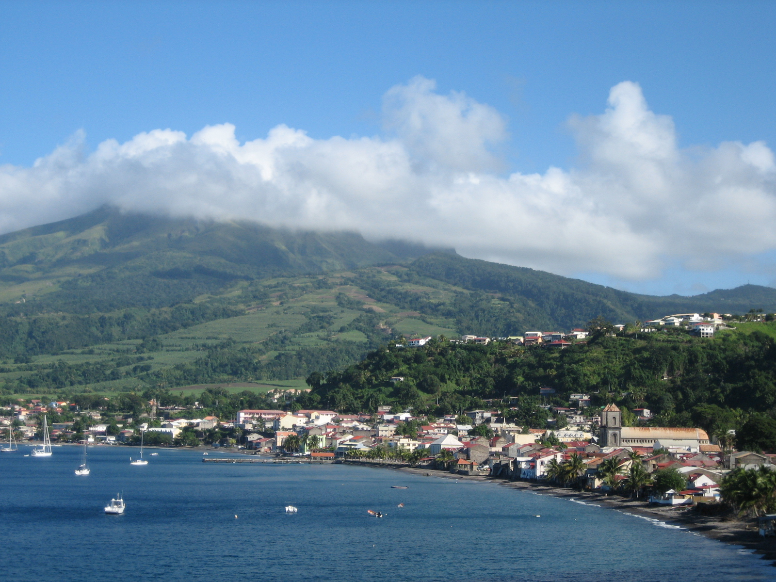 Saint-Pierre(Martinique)