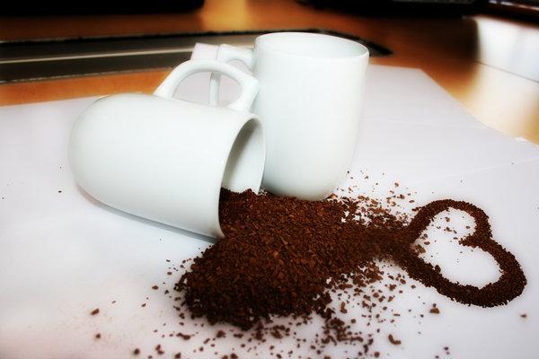 2 chashki i rastv koffee