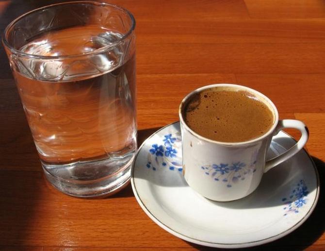 kofe s voda